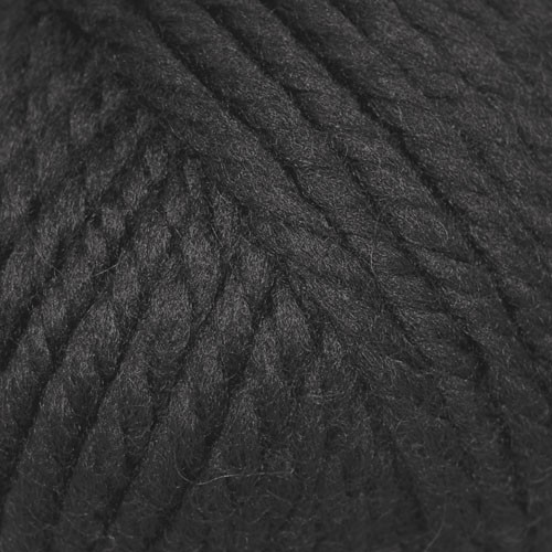 Rowan Big Wool - 008 Black
