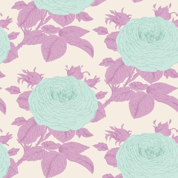 Tilda Sunkiss Grandma's Rose Lilac