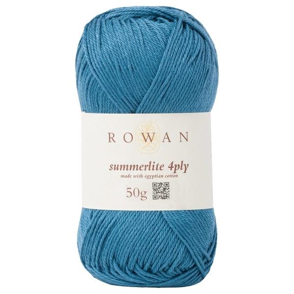 Rowan Summerlite 4ply - 428 Periwinkle