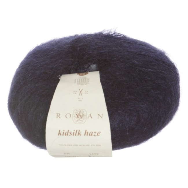 Rowan Kidsilk haze - 660 Turkish Plum