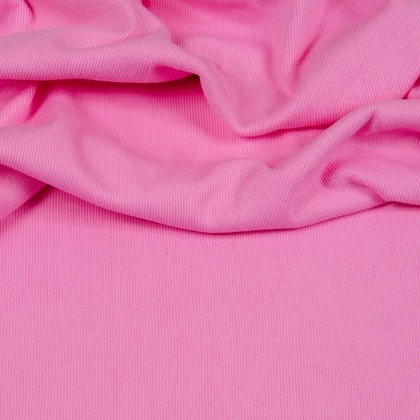 Feinripp-Bündchen rosa