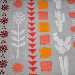 Patchworkstoff Cotton+Steel Collage Grey