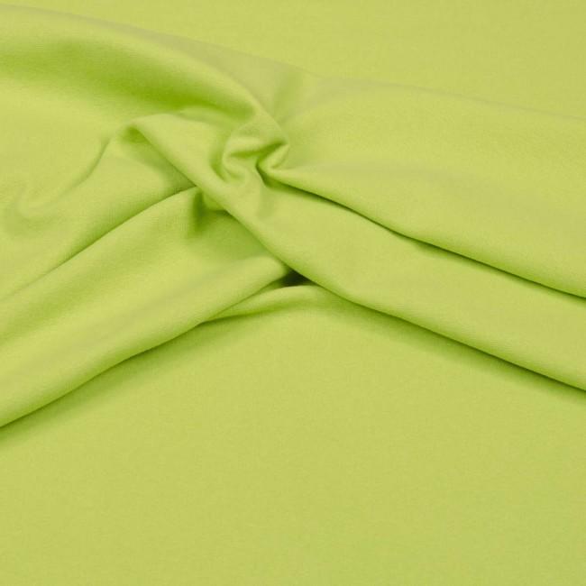 Feinripp-Bündchen apfelgrün