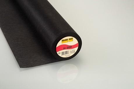 Freudenberg Vliseline H 200 schwarz 90cm breit