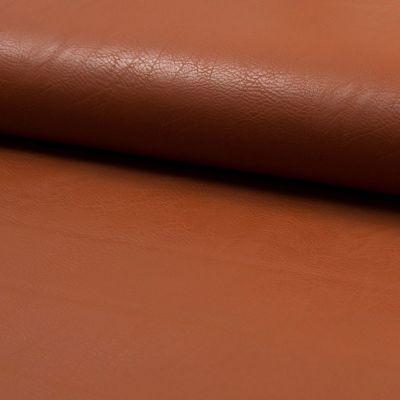 Kunstleder elastisch - cognac