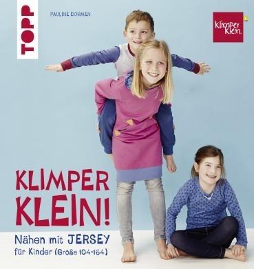 Nähen mit JERSEY - KLIMPERKLEIN! Nähideen für Kinder