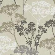 Clark und Clark Baumwoll Canvas/Möbelbezugstoff Blüten