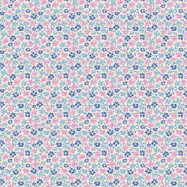 Tilda LemonTree Flowerfield Blue