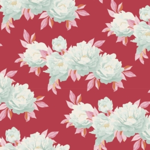 Tilda Cottage Collection Minerva Red