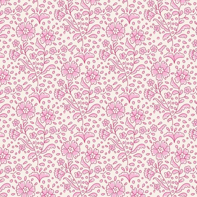 Tilda BirdPond Mila Pink