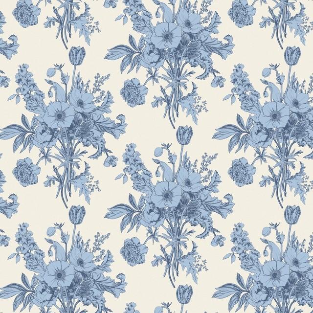 Tilda Cottage Collection Botanical Blue