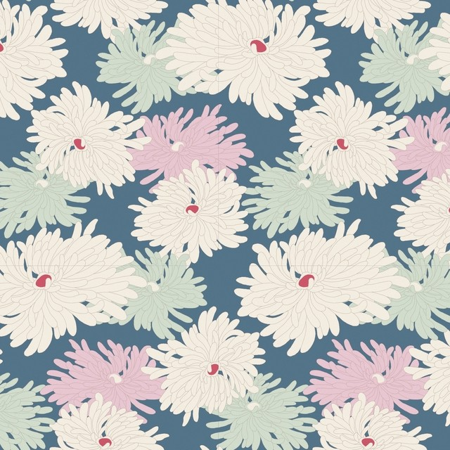 Tilda Cottage Collection Minnie Blue